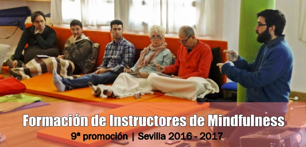 formación instructores mindfulness